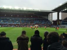 Villa FA Cup 2014/15