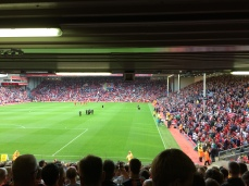 My view of Anfield